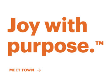Joy with purpose logo
